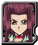 Akiza Izinski Character Image