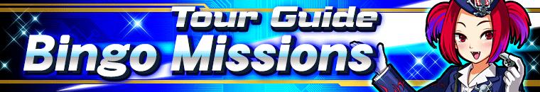 Bingo Mission Banner